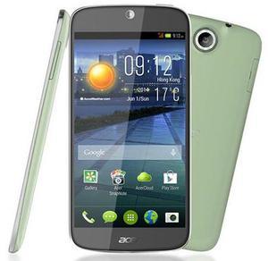 Acer Liquid Jade (foto 1 de 3)