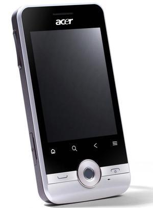 Acer beTouch E120 (foto 1 de 6)