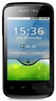 Alcatel One Touch 983 (foto 1 de 2)