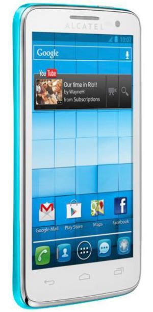 Alcatel One Touch X'Pop (foto 1 de 3)