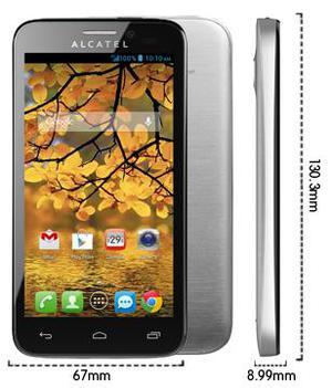 Alcatel One Touch Fierce (foto 1 de 5)
