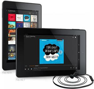 Amazon Fire HD 6 (foto 1 de 5)