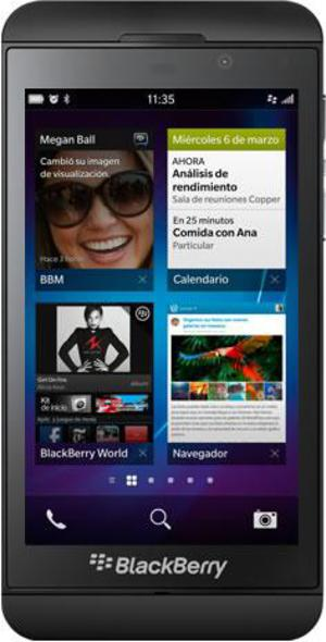 Blackberry Z10 (foto 1 de 7)