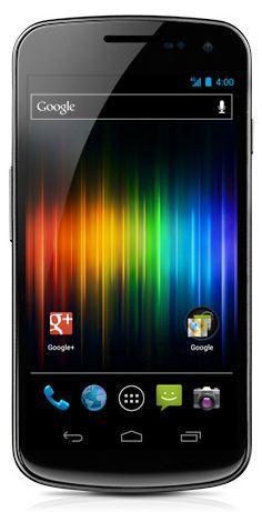 Samsung Galaxy Nexus (foto 1 de 2)