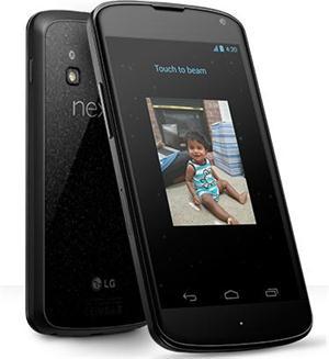 LG Nexus 4 (foto 1 de 6)