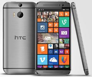 HTC One (M8) for Windows (CDMA) (foto 1 de 6)