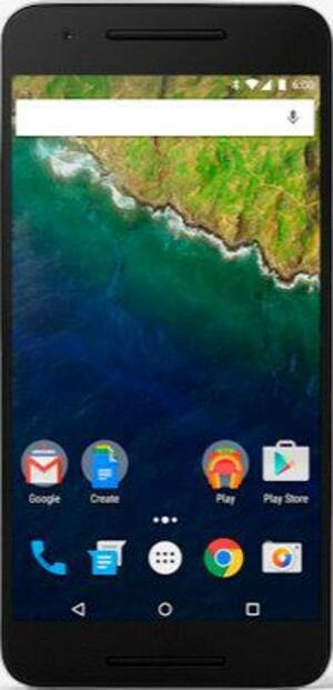 Huawei Nexus 6P (foto 1 de 8)