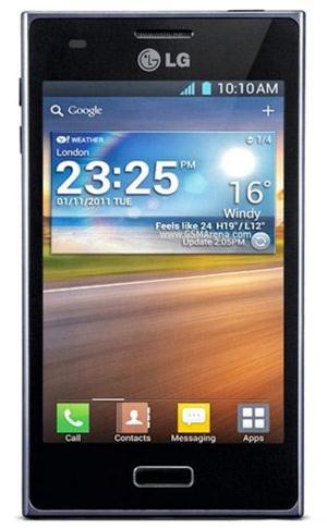 LG Optimus L7 (foto 1 de 7)