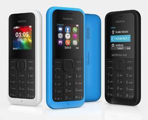 Nokia 105 (2015) (foto 1 de 3)