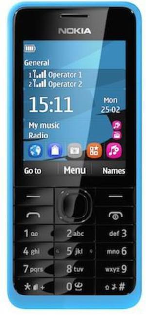 Nokia 105 (foto 1 de 6)