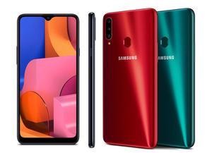 Samsung Galaxy A20s (foto 1 de 3)
