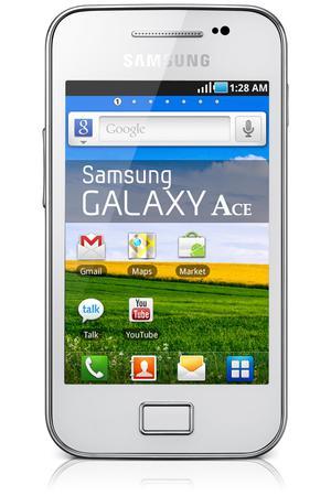 Samsung Galaxy Ace (foto 1 de 8)