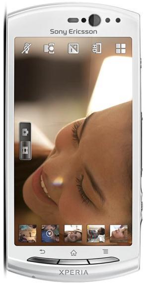 Sony Ericsson Xperia Neo V (foto 2 de 4)